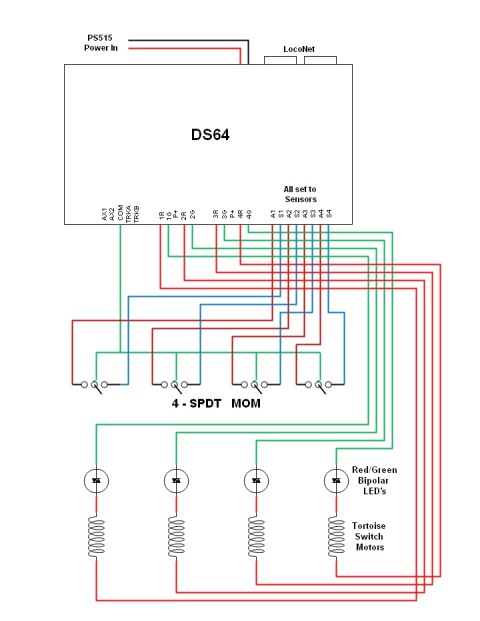 Digitrax Wiring Diagrams Wiring Diagram