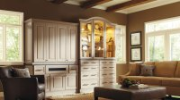 Living Room Storage Cabinets - Omega Cabinetry