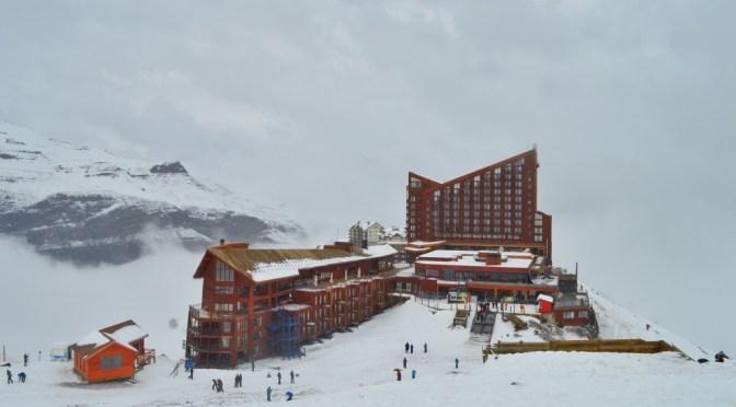 Valle Nevado – um dia para brincar na neve!