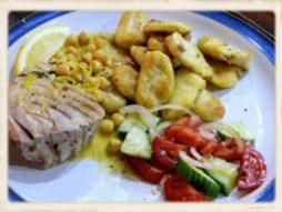 tuna & gnocchi 1