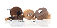 Earring Plugs - Studs | Omerica Organic