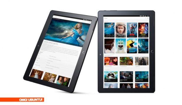 Ubuntu-tablet-video-app