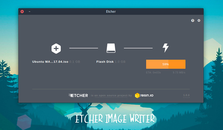 How To Install Etcher The Open Source Usb Writer Tool On
