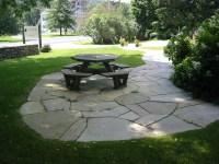 Stone Patio Pictures