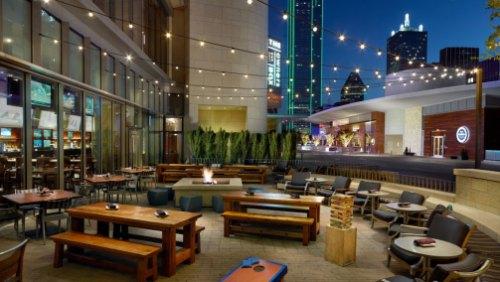 Downtown Dallas Hotels Omni Dallas Hotel