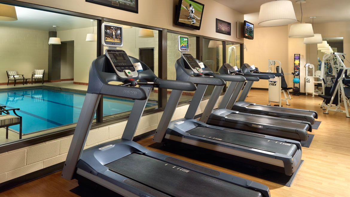 Fitness Centers Indianapolis Omni Severin Hotel