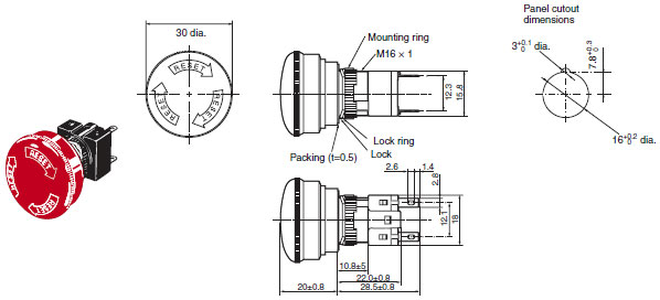 estop switch wiring diagram