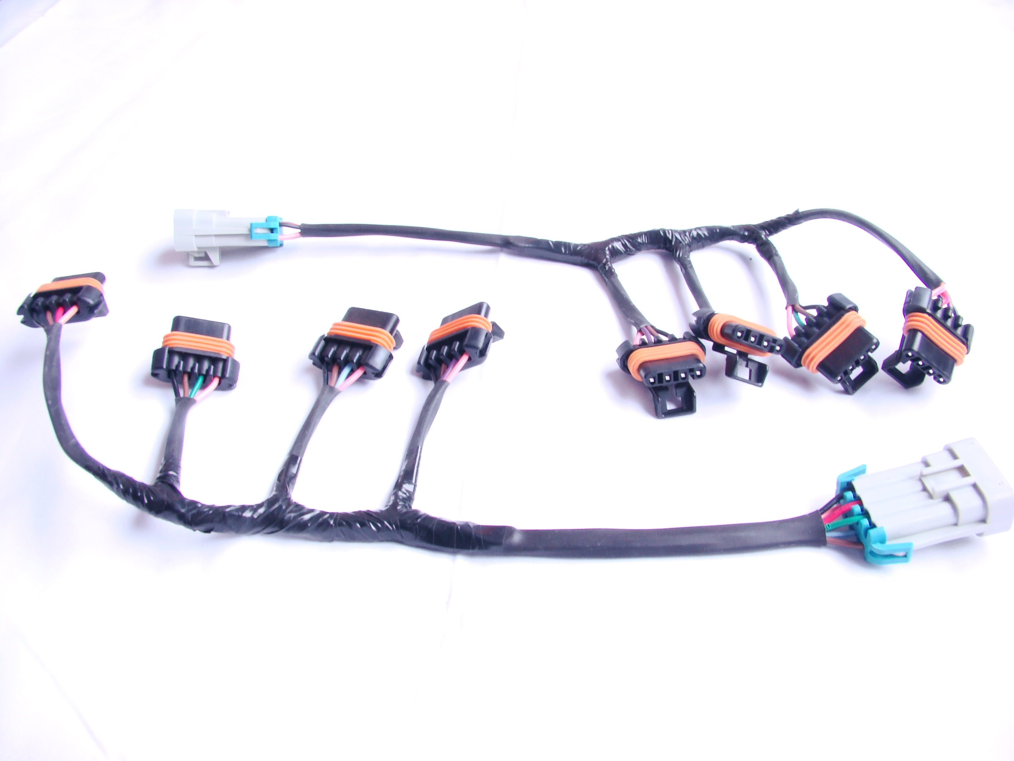 3 wire harness