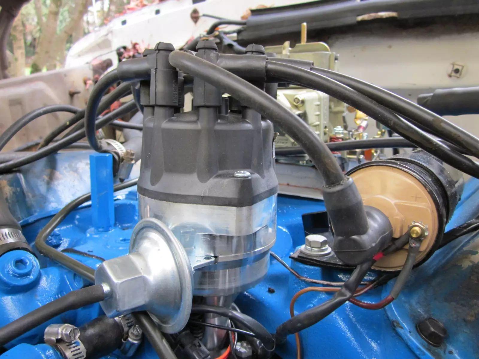 360 v8 engine diagram