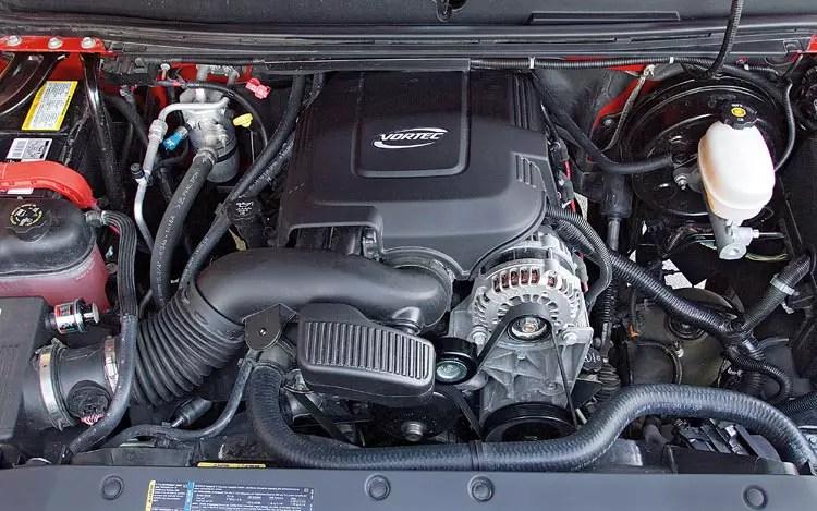 LM7 53L Vortec 5300 Engine Specs Performance, Bore  Stroke