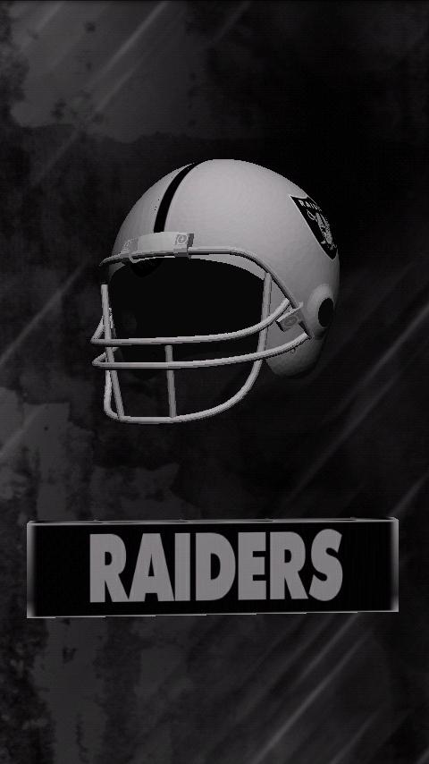 Free 3d Oakland Raiders Live Wallpaper Raiders Live Wallpaper Android Personalization Best