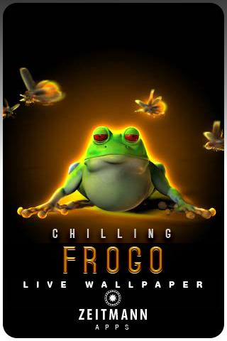 FROG live wallpapers Android Multimedia best android apps free download
