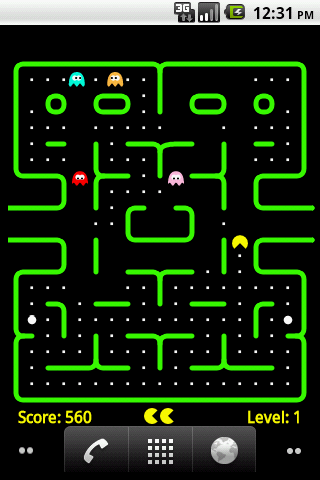 Best 3d Wallpaper Download App Pacman Live Wallpaper Android Themes Best Android Apps