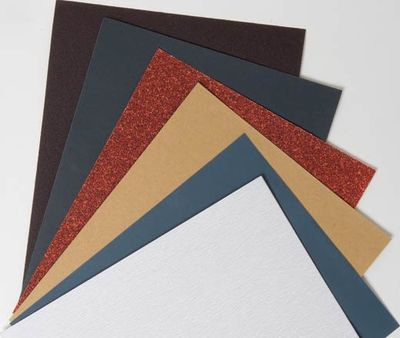 Sandpaper Types - On Board With Mark Corke