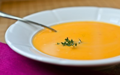 Easy Butternut Squash Soup - Once Upon a Chef