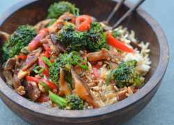 Relaxing Asian Vegetable Stir Fry 3 1200x863 Stir Fry Broccoli Mushroom Onion Stir Fry Broccoli Plant