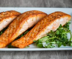 Snazzy How To Make Salmon Salmon Once Upon A Chef Salmon Steak Recipe Jamie Oliver Salmon Steak Recipe Pan Seared