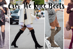 Over The knee boots – la guida definitiva (e alternative low-cost!)