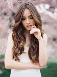 Natural Wedding Hair Ideas - Once Wed