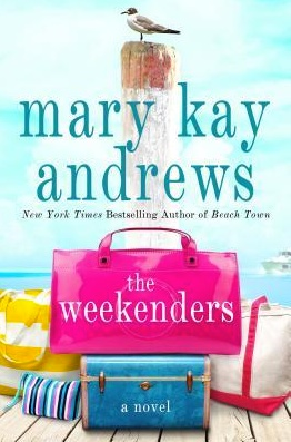 The Weekenders Book Cover