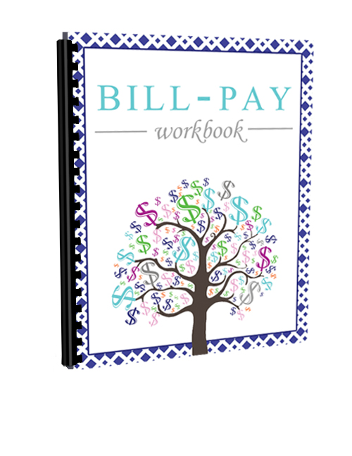Bill Pay Worksheet- FREE Printable