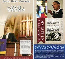 Obama Cross