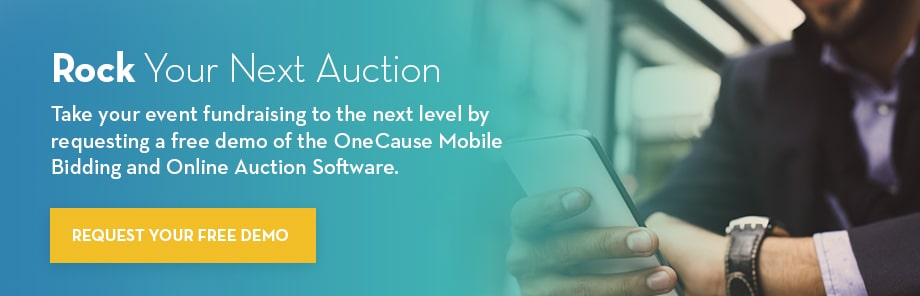 Charity Auction Software Score More Bids Updated 2018