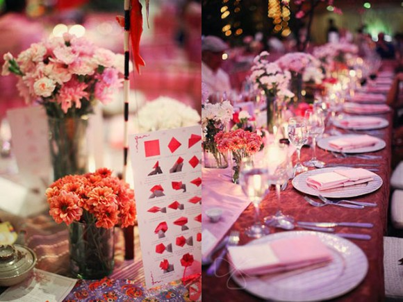Reception Styling by Tipping Point Collective