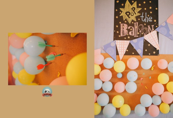 Vintage Carnival Birthday Party - 29