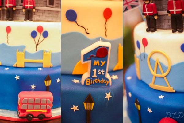 London Themed Party - 11