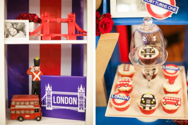 London Themed Party - 20