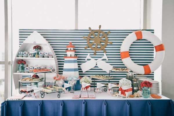Nautical Themed Party - 17