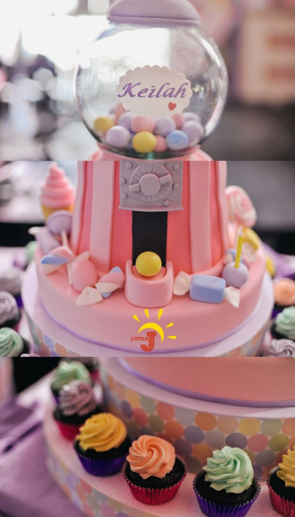 Candy Themed Birthday Party - 05