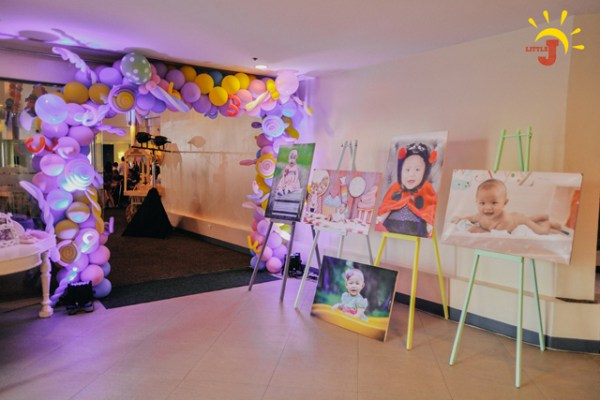 Candy Themed Birthday Party - 26
