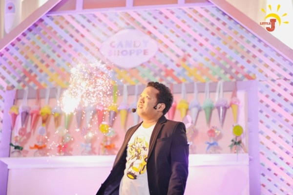 Candy Themed Birthday Party - 38