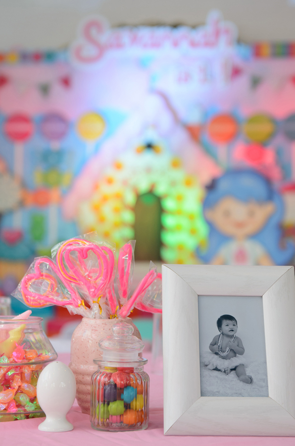 Colorful Candyland Birthday Party - 05
