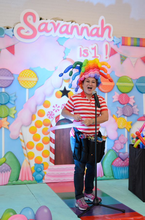 Colorful Candyland Birthday Party - 16
