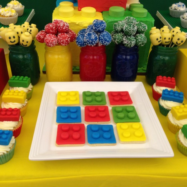 Lego Birthday Party - 16