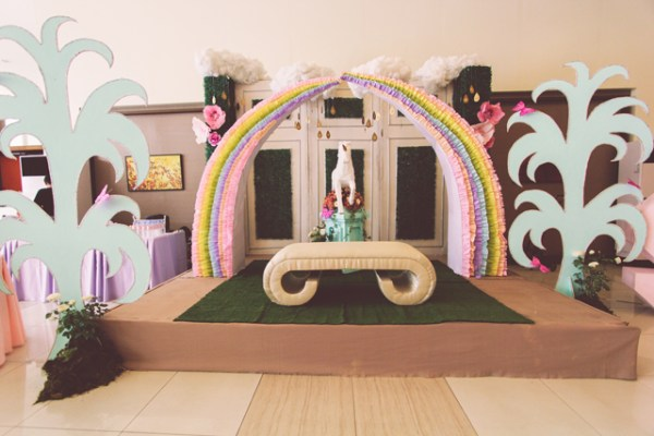 Rainbows and Unicorns Party - 14
