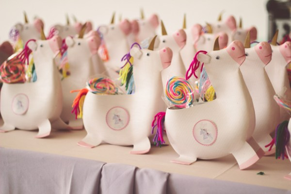 Rainbows and Unicorns Party - 23