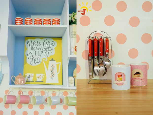 Retro Kitchen Inspired Party - 18