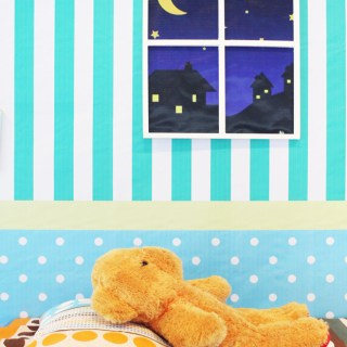 Adorable Bedtime Story 1st Birthday Party