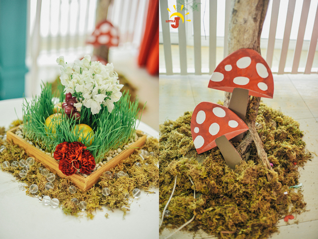 Little Red Riding Hood Birthday Party - 20