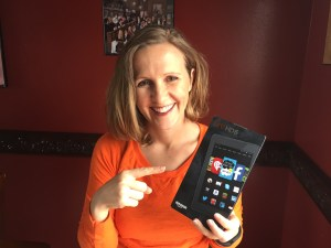 Kindle Fire - Lindsey Anderson
