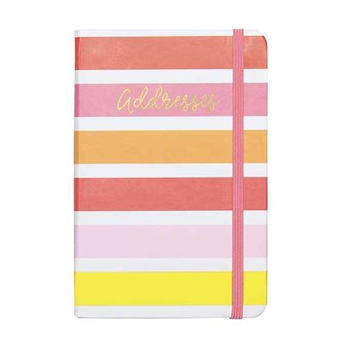Small Address Book - Bright  Lively