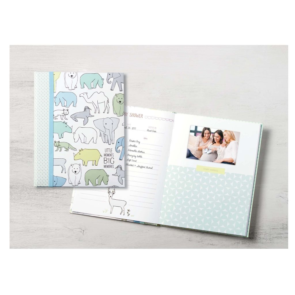 Fullsize Of Baby Memory Books