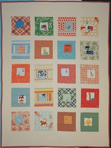 Pattern for a Baby Quilt