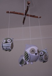 Sock Owl Mobile