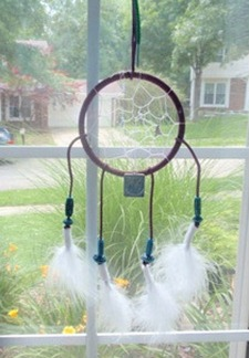 Homemade Dream Catchers