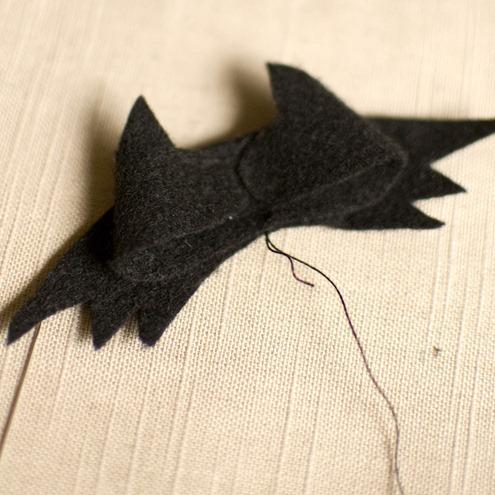 bat bow step 3